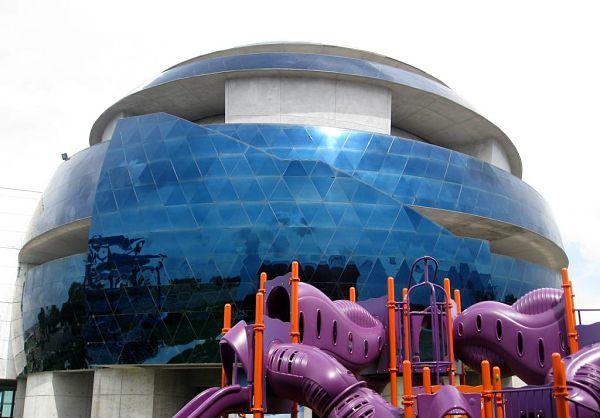 Musée de la science et de la technologie.