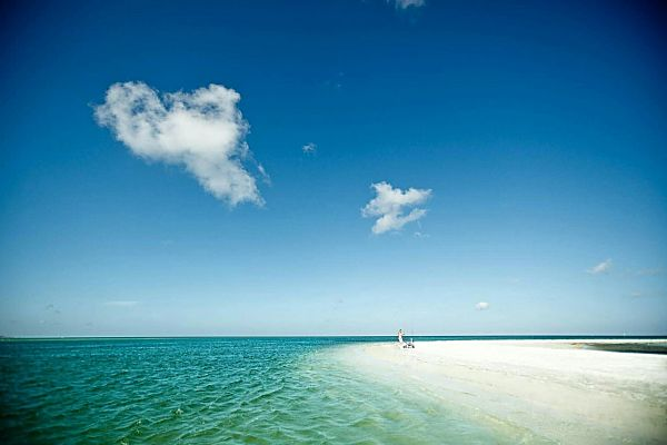 L'île d'Aruba est une possession néerlandaise située juste au dessus du Venezuela. Ses plages au sable blanc en font sa renommée.
