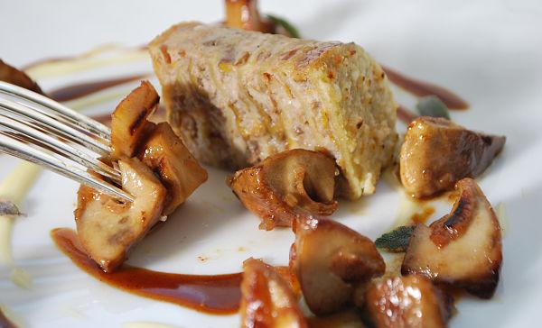 Le foie gras poêlé est un grand classique de la région.