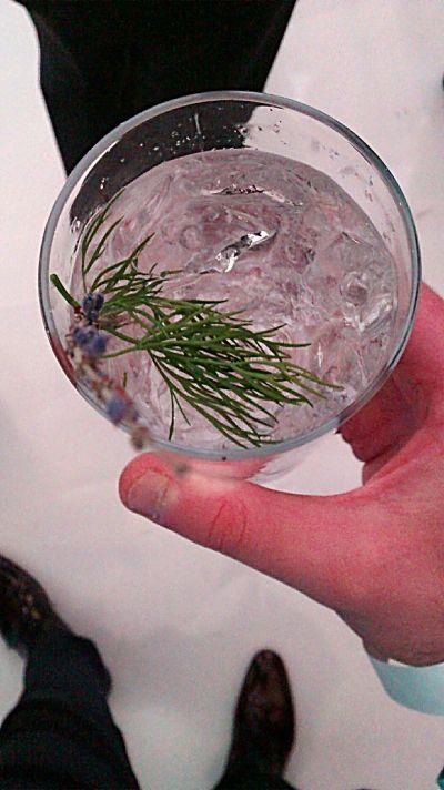 Un bon vieux gin tonic pour les nostalgiques!