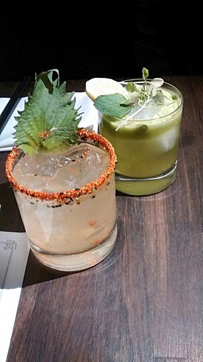 Des cocktails rafraîchissants!