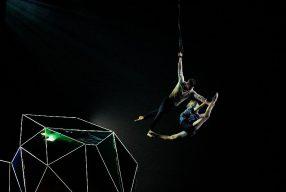 Serge Fiori, Seul ensemble du Cirque Éloize