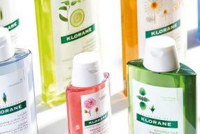 4 shampoings, 4 saisons : De beaux cheveux toute l'année avec KLORANE !