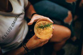 Jardin Verde : Le délicieux  London dry gin préparé avec amour au Québec !