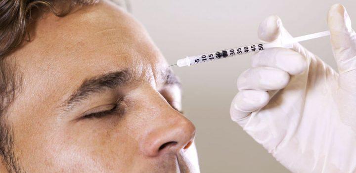 Santé des hommes: Botox or not botox ?
